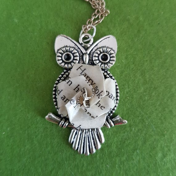 Owl Pendant 00004