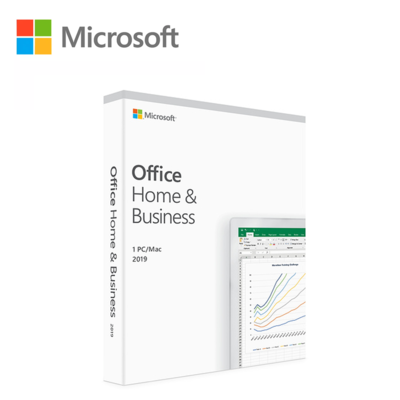 Licencia digital perpetua Microsoft Office Home and Business 2019