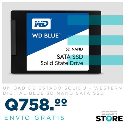 Disco Duro WD Digital SSD 500 GB