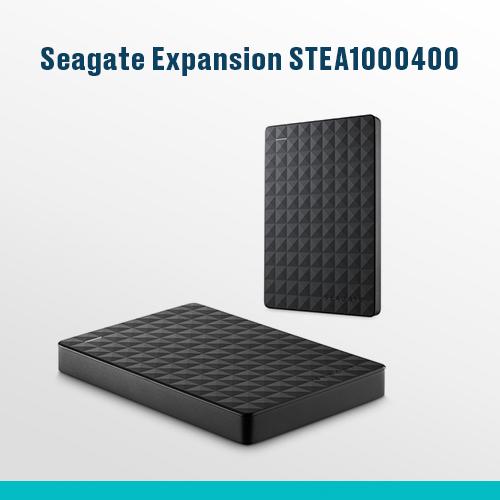 Disco duro Seagate STEA1000400 1 TB