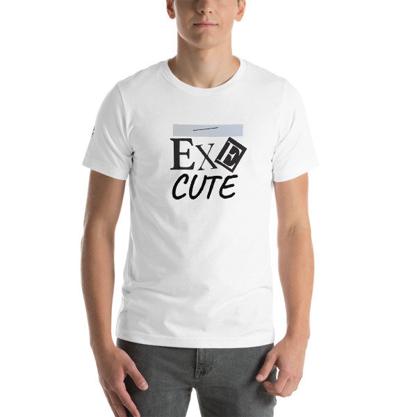 """Execute"" Short-Sleeve Unisex T-Shirt 00009"
