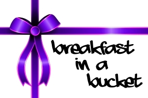 """Breakfast in a Box"" giftbox"