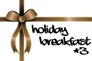 Holiday Breakfast Gift Box #3 gift3
