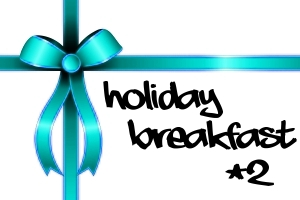 Holiday Breakfast Gift Box #2 gift2