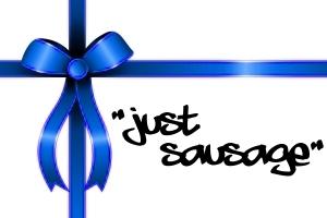 """""""Just Sausage"""" Gift Box (5lb) giftsausage"""