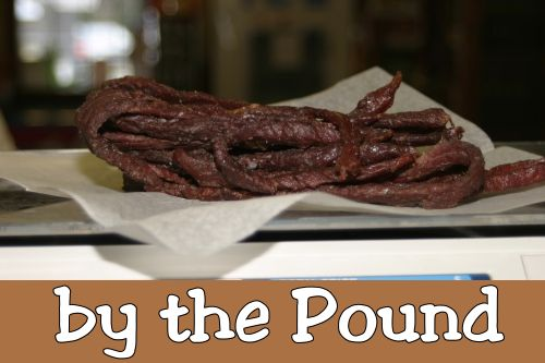 Beef Jerky (by the pound) BJ01
