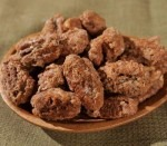 Honey Cinnamon Roasted Pecans