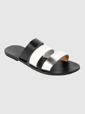 Greek Leather Sandal: Ermioni
