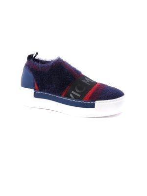 Vic Matie Mesh Slip-On fashion sneaker