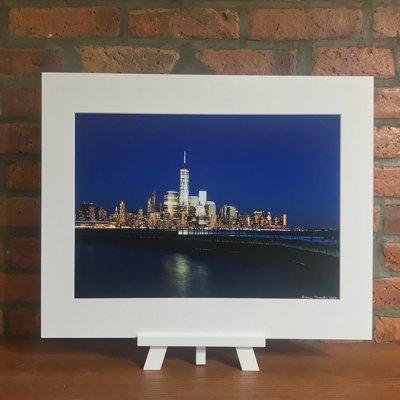 One World Trade at Night - New York City
