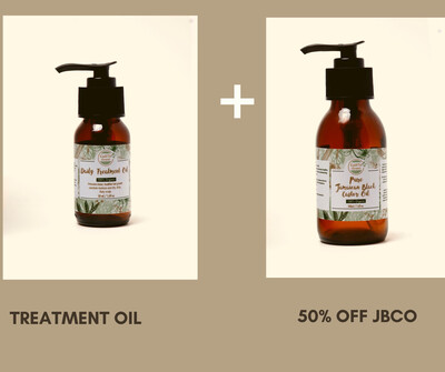 Treatment Oil + 50% Off JBCO