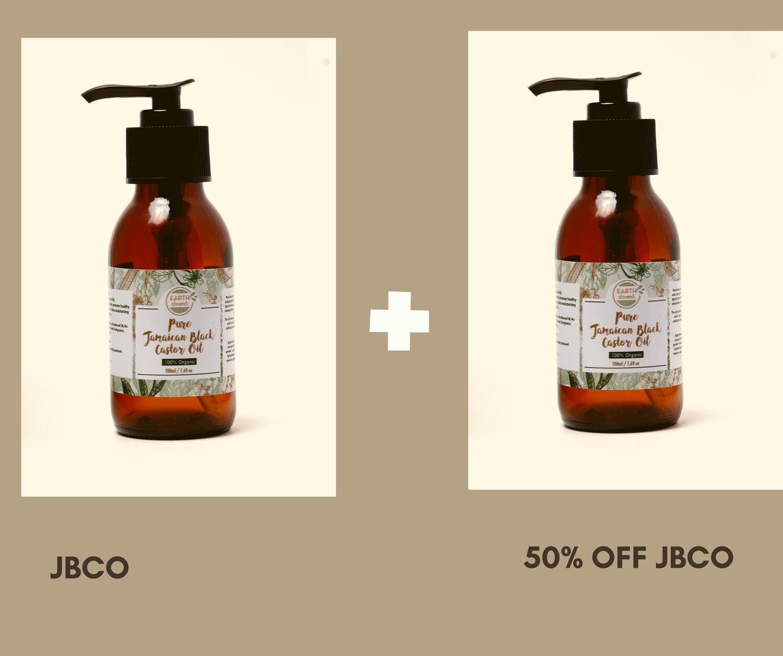 JBCO + 50% Off JBCO