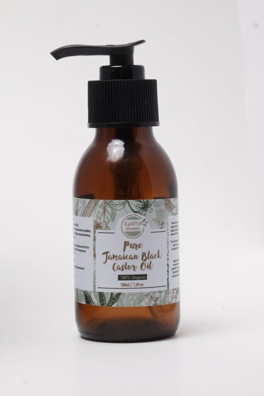 Pure Jamaican Black Castor Oil - grow strong, healthy hair and eliminate scalp conditions