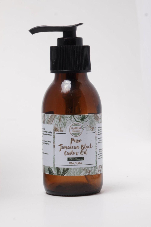 Pure Jamaican Black Castor Oil Grow Strong Healthy Hair And