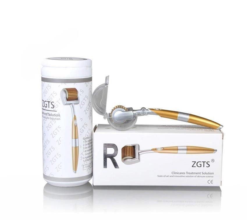 ZGTS Derma Roller - 1.0mm 192 pins Titanium Alloy