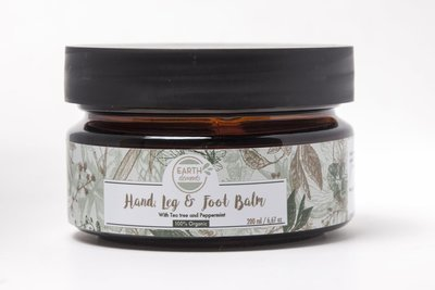 Hand, Leg And Foot Balm