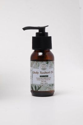 Daily Treatment Oil - Nourishes and Protects