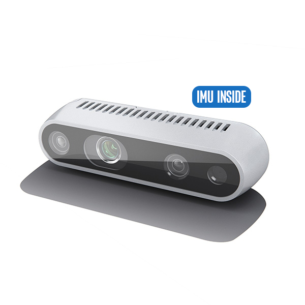 Intel® RealSense™ Depth Camera D435i (IMU)