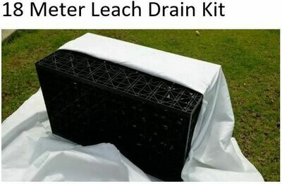 18 Meter Leach Drain Kit (Dept. Health WA Approved)
