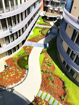 Juin 2019 - Le site universitaire de Louvain-la-Neuve, Agora Ph2
