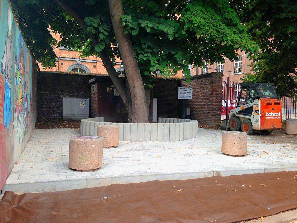 Namur:  Ecole Félicien Rops