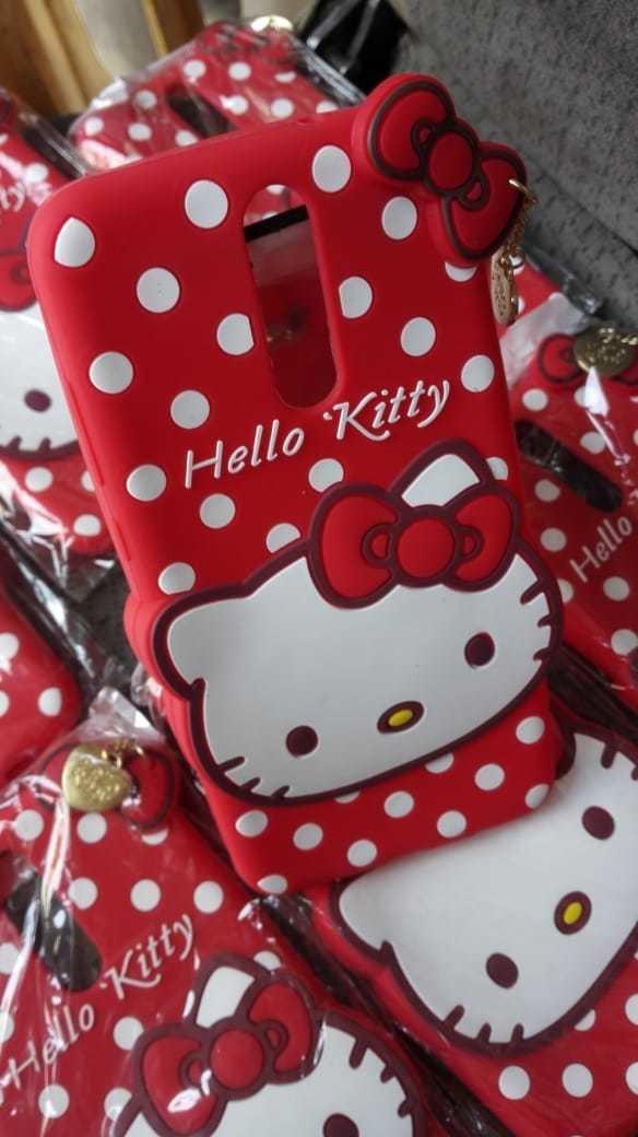 Chain Hello Kitty for Huawei Mate 10 Lite