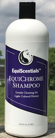 EquiScentials EquiChrome Shampoo 1L  - Whiten and Brighten
