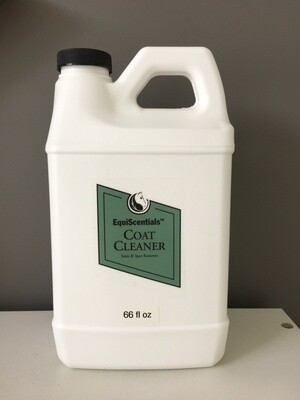 2L EquiScentials Coat Cleaner -  Spot Cleaner Leather Cleaner and more