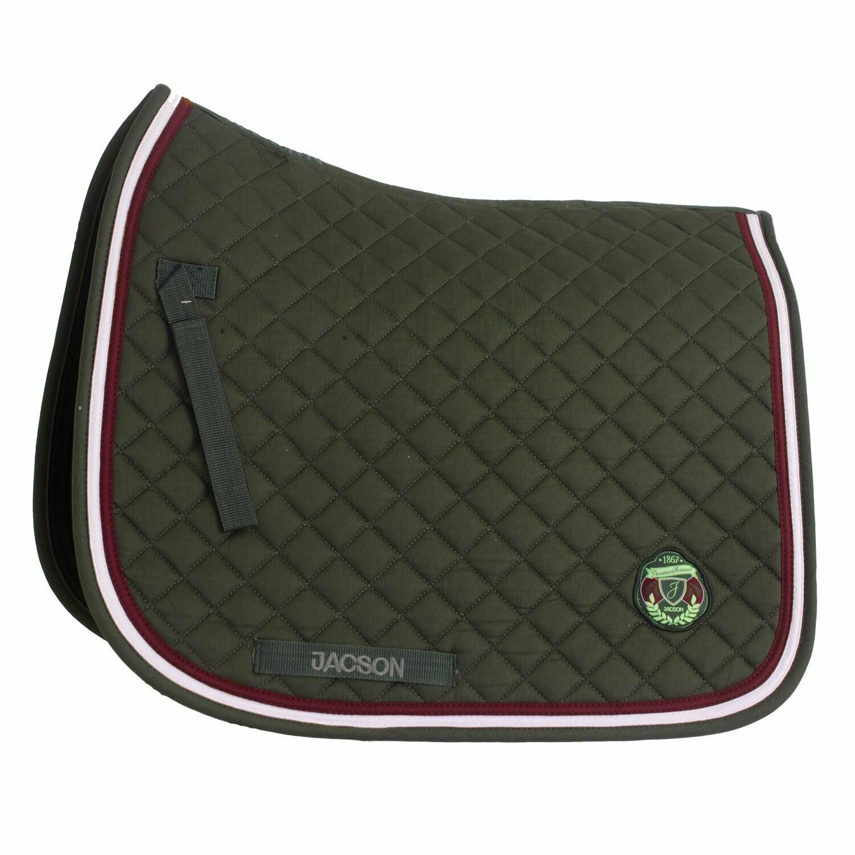 Jacson Badge Saddle Blanket - Pony Dressage