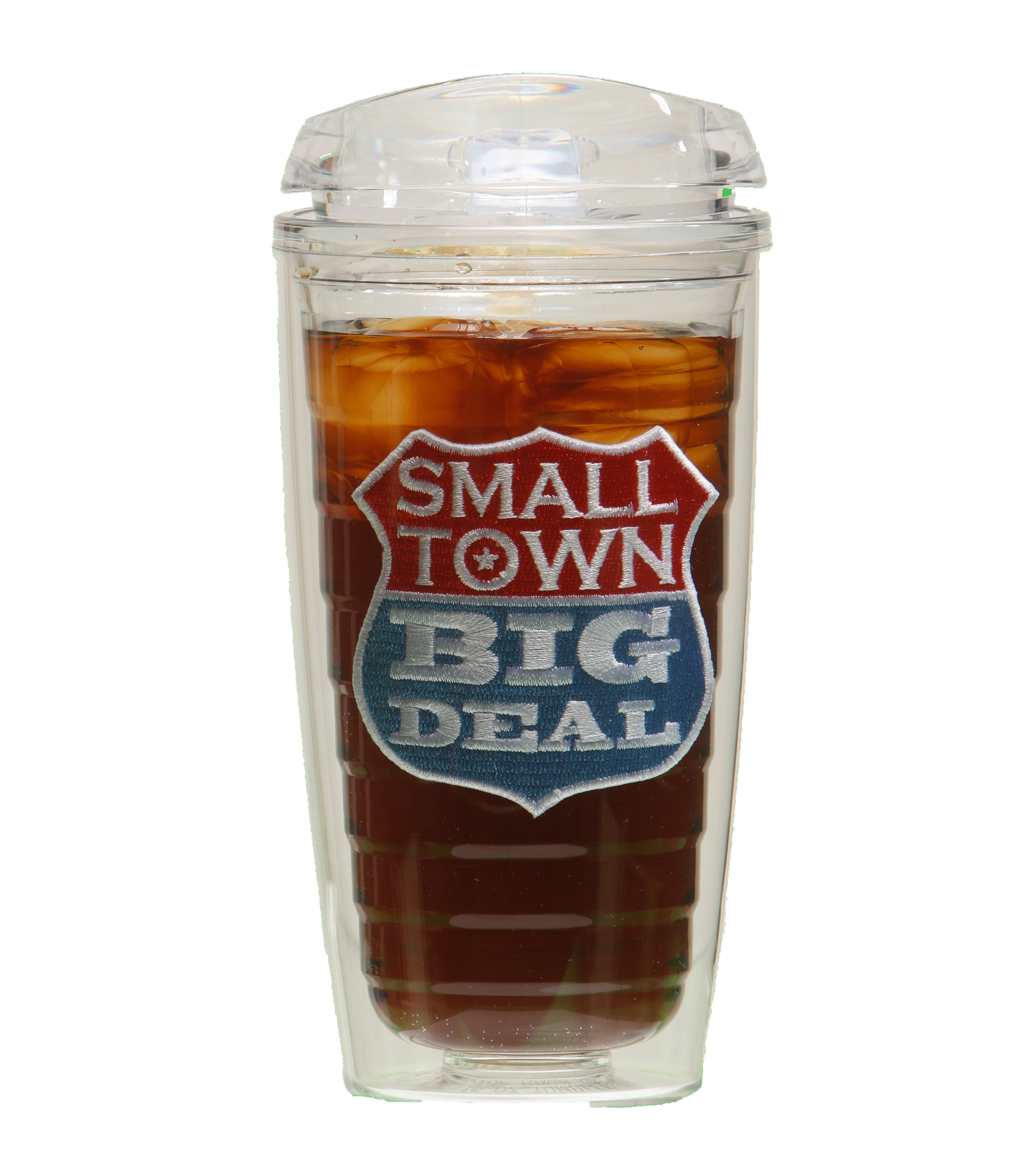 Tritan™ Tough 16oz. Clear Tumbler STTUM