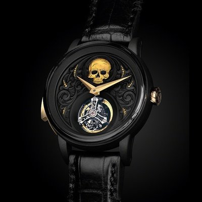 Minute Repeater Death is Calling