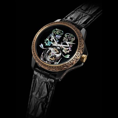 ArtyA Mother of Pearl Tourbillon 1/1