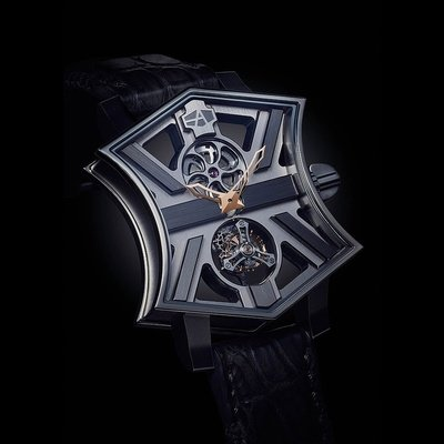 Iron One Tourbillon 1/1
