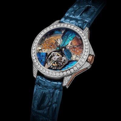 Butterfly Set Tourbillon 1/1