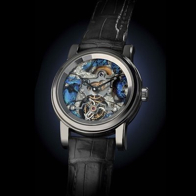 Microcosmos Tourbillon 1/1