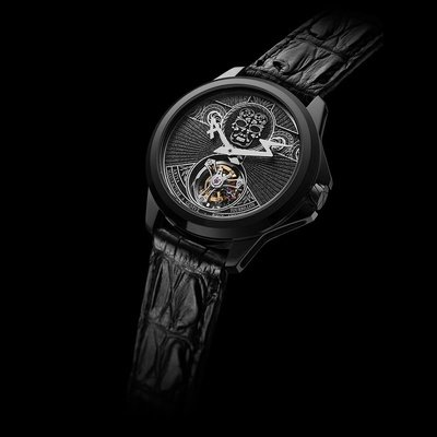 Calavera Tourbillon 1/1