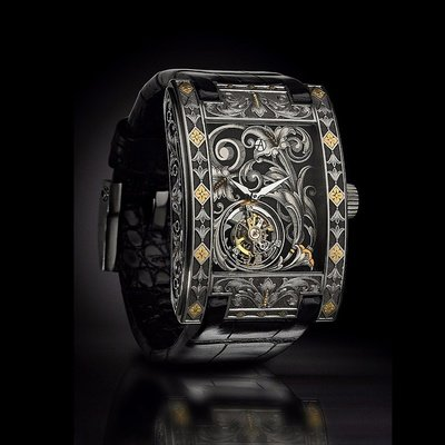 Arabesque Tourbillon 1/1