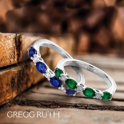 Emerald & Sapphire