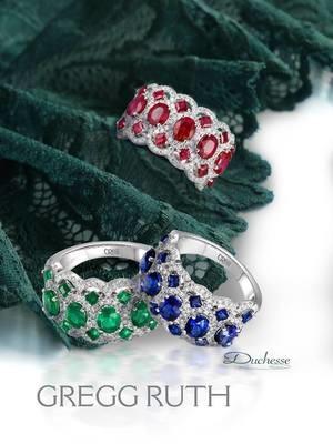 Ruby, Emerald & Sapphire