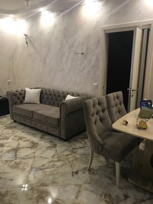 Комплект диван и Стулья