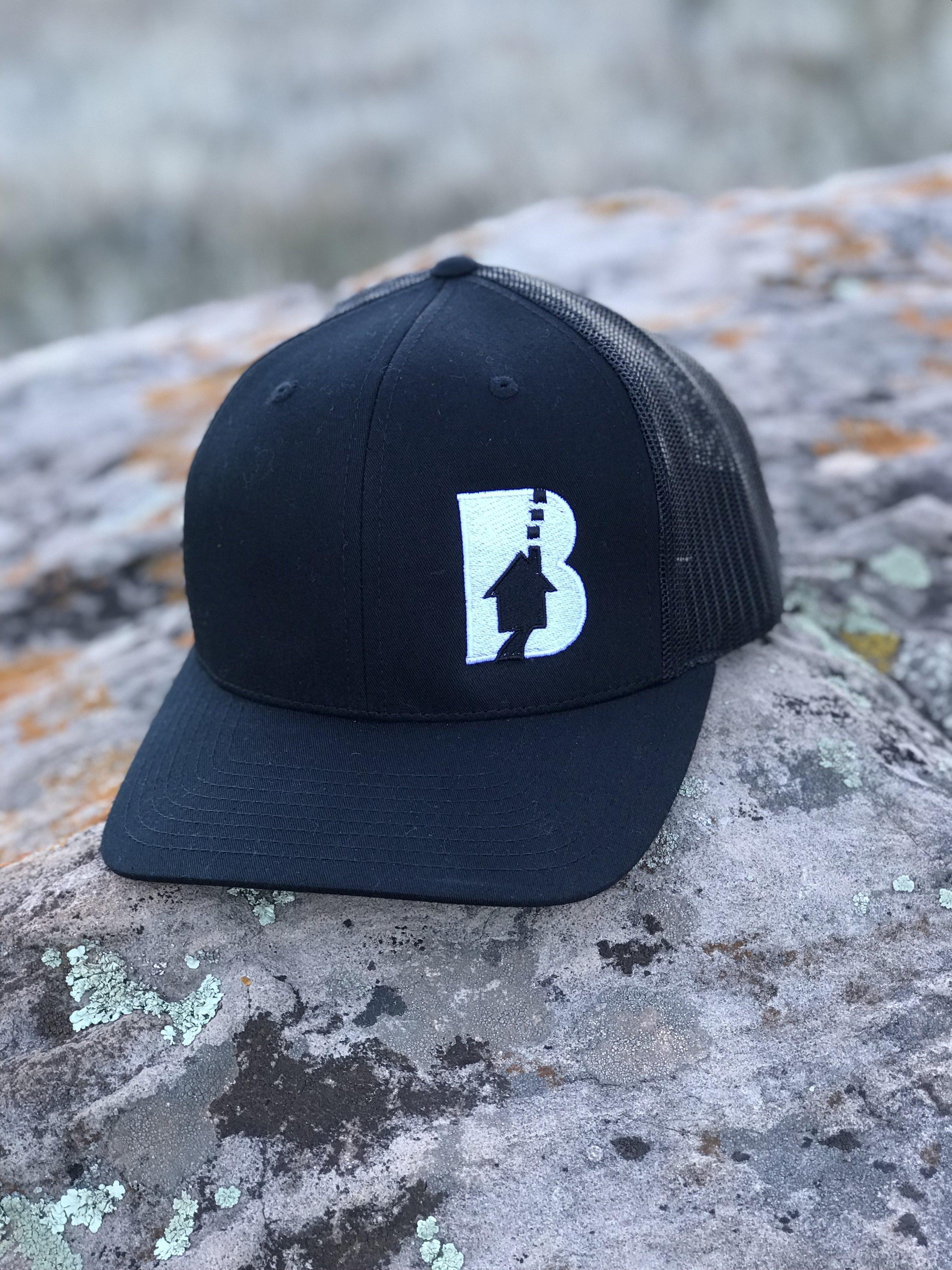 Bauen Group Snapback Hat 00002