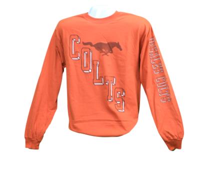 Colts L/S Cinnamon