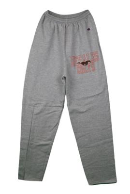 Champion Lt Grey Sweatpants-546
