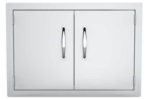"33"" Double Access Door Flush Mount"