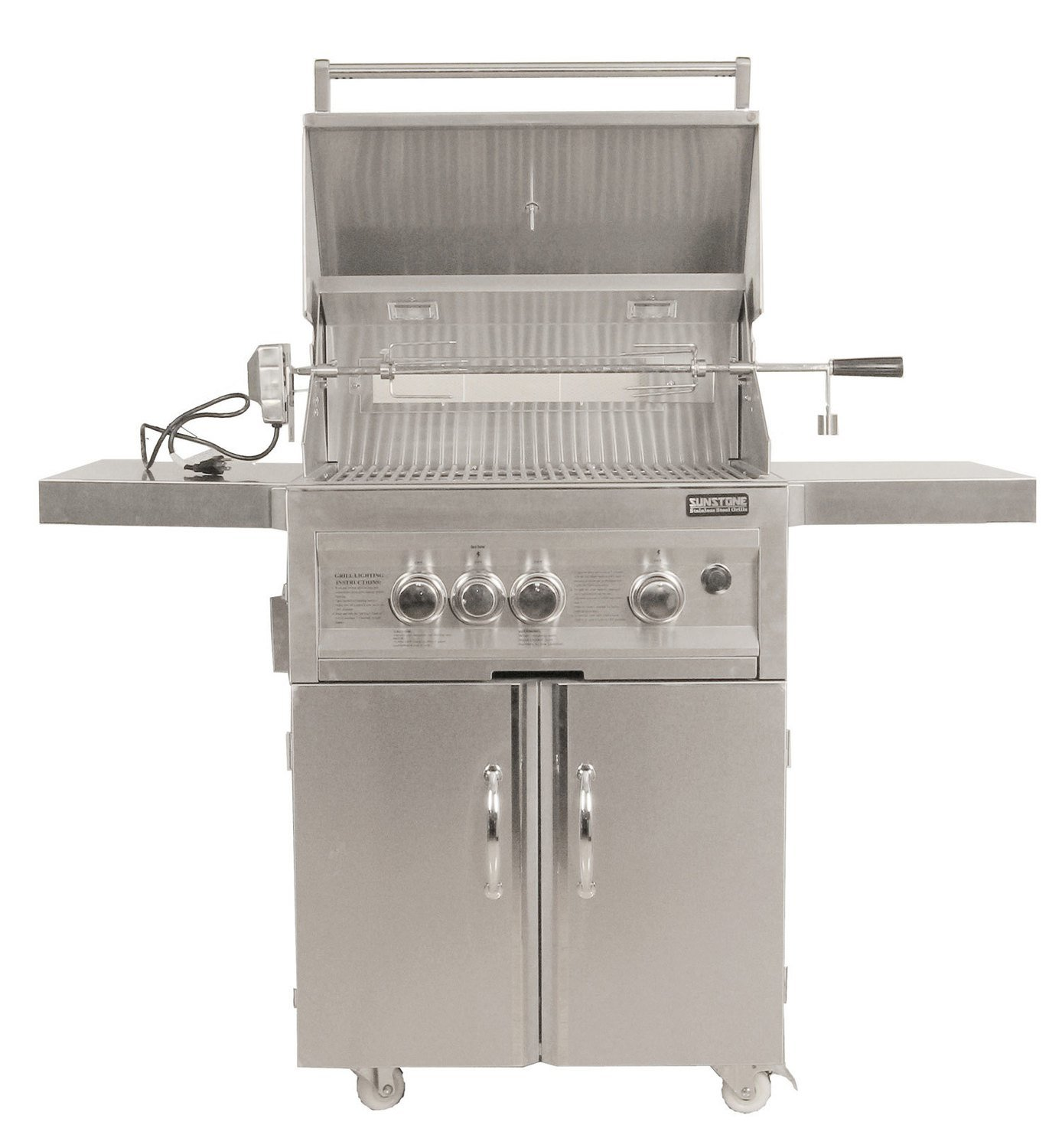 BBQ Cart for Sunstone 3 Burner