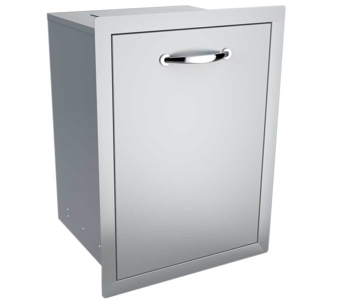 "20"" Pull-Out Trash Drawer - Item No. A-TRHD"