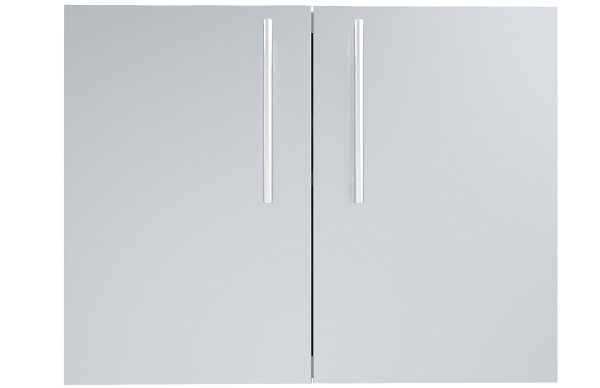 "Designer Series 30""&36""&42"" Multi-Configurable Double Door w/Door Shelves"