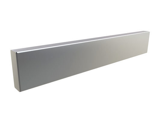 """12"""" End Crown Molding Panel for all Wall Cabinet Left/Right Side  - Item No. SWC12ECR"""
