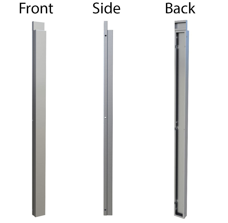 """3"""" Spacer Panel for Full Height Wall Cabinet Front  - Item No. SWC3SPF"""