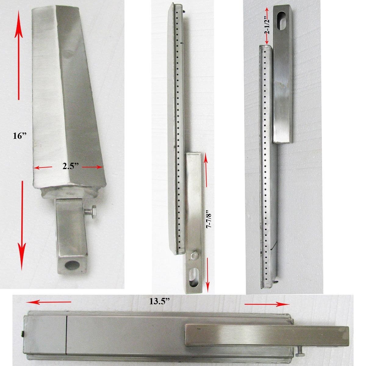304 Cast Stainless Steel Burner- OCS Sapphire Grill